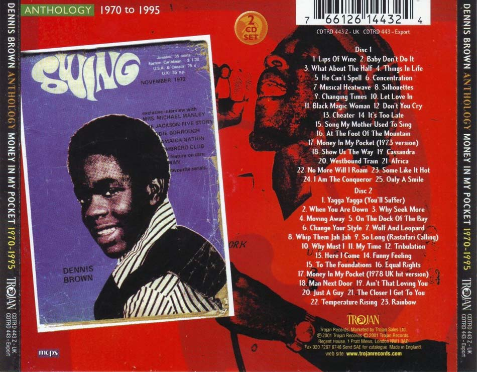 dennis brown discography torrent