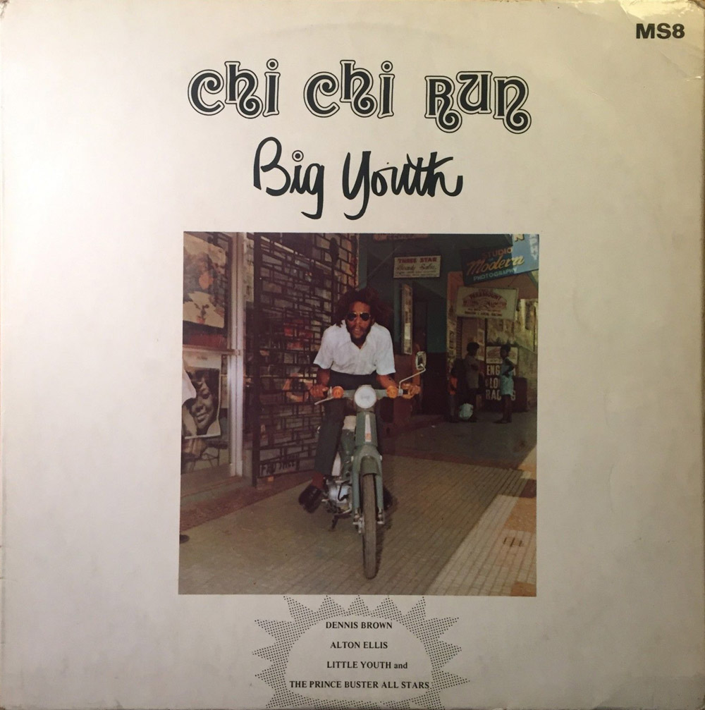 Chi Chi Run LP cover
