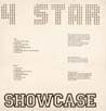 4 Star Showcase rear LP cover