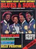 'Blues & Soul' magazine. No. 222 March 29th 1977