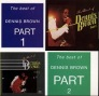 Best Of Dennis Brown Part 1 + 2 CD cover