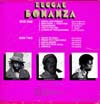 Reggae Bonanza Volume 2 rear LP on Nigerian Taretone label