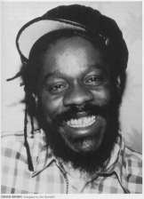 Dennis Brown picture Copyright of John Skomdahl