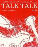'Talk Talk' magazine from June 1981