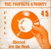 Blessed Are The Meak by The Prophets & Trinity on Grove Music company sleeve