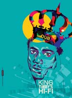 King Tubby's Hi-Fi Poster Copyright of Freestylee - Michael Thompson