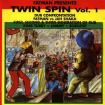 Fatman Presents Twin Spin Volume 1 cover