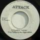 A Thankful Version on Attack label - FBL 7304 - A