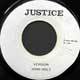 You'll Never Find A Love Like Mine Version on Justice label