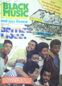 Black Music magazine from October 1980
