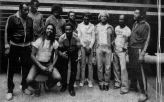 The Maytals European Tour, 1980 - Copyright Adrian Boot