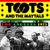 Toots live at The Roxy CDR cover